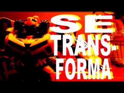 SE TRANSFORMA