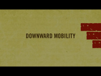 DOWNWARD MOBILITY