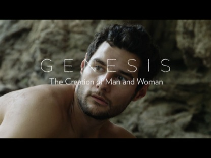 GENESIS: THE CREATION OF MAN & WOMAN