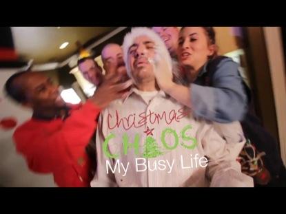 CHRISTMAS CHAOS MY BUSY LIFE