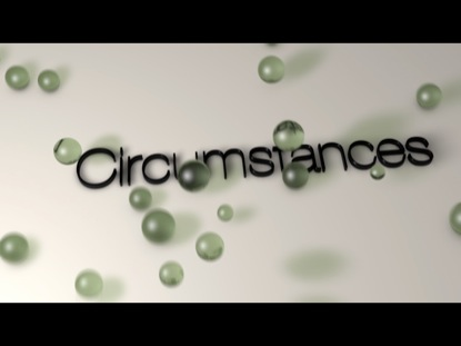 CIRCUMSTANCES - GOD'S PLAN AND PROVIDENCE