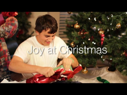 JOY AT CHRISTMAS - CHRISTMAS MORNING
