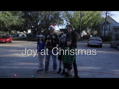 JOY AT CHRISTMAS - LIGHTS
