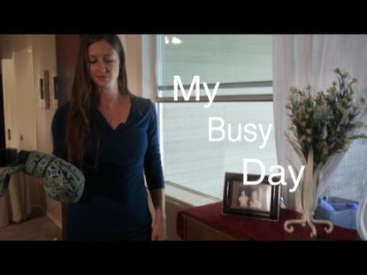 MY BUSY DAY FEMALE