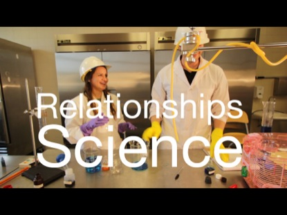 Preview for RELATIONSHIPS SCIENCE