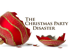 THE CHRISTMAS PARTY DISASTER