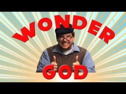 WONDER GOD