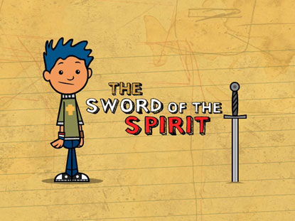 Preview for SWORD OF THE SPIRIT