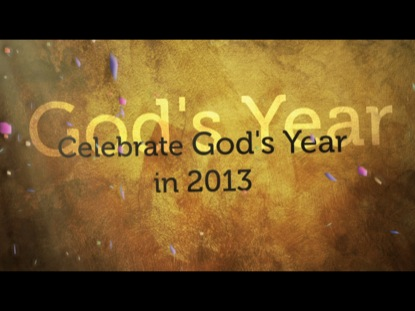 Preview for GOD'S YEAR