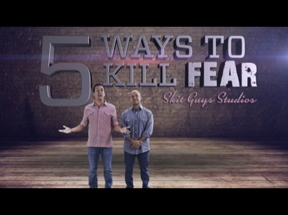 Preview for 5 WAYS TO KILL FEAR