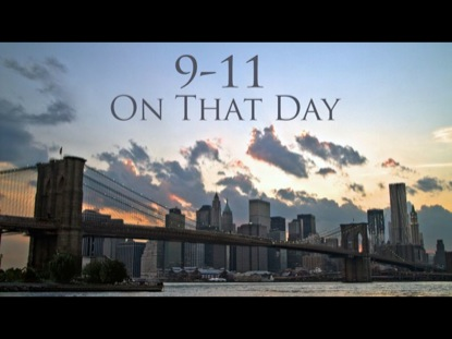 Preview for 9/11: ON THAT DAY