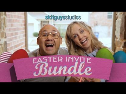 EASTER INVITE BUNDLE