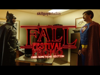 FALL FESTIVAL PROMO: 1980 SOMETHING EDITION