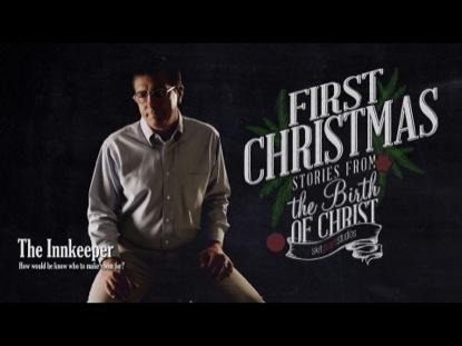 FIRST CHRISTMAS INKEEPER