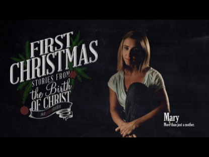 FIRST CHRISTMAS MARY