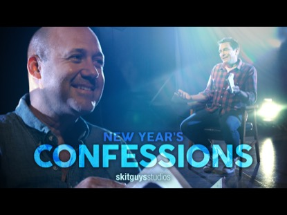 NEW YEAR'S CONFESSIONS