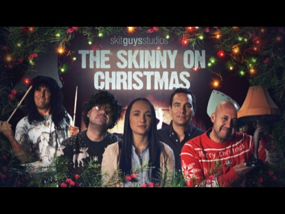 SKINNY ON CHRISTMAS