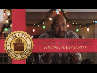 THE GIFT OF EXPECTANCY: HIDING BABY JESUS
