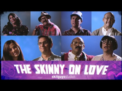 THE SKINNY ON LOVE
