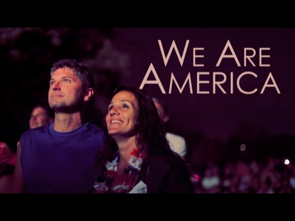 WE ARE AMERICA