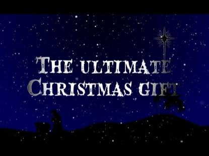 CHRISTMAS GIVE JESUS