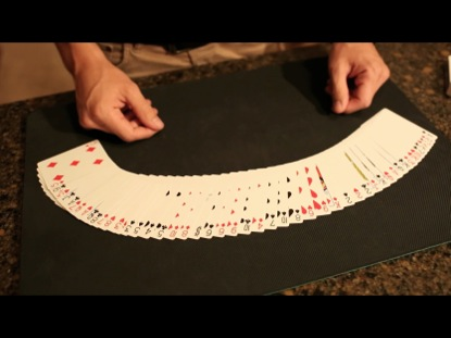 SOLDIER'S DECK OF CARDS