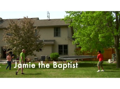 JAMIE THE BAPTIST