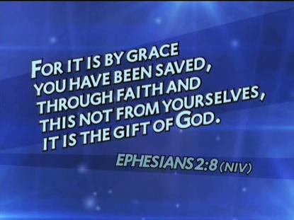 EPHESIANS 2:8 NIV