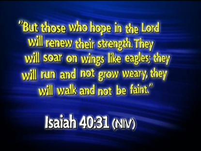 ISAIAH 40:31 NIV