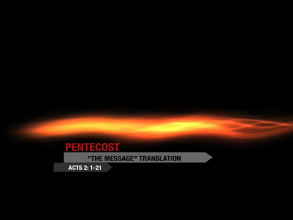 Preview for PENTECOST
