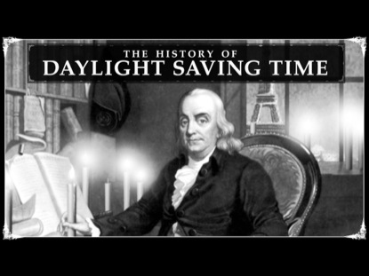 Preview for THE HISTORY OF DAYLIGHT SAVING TIME