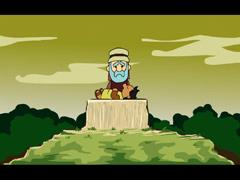 STEELEHOUSE BIBLE SHORTS: ABRAHAM AND ISAAC