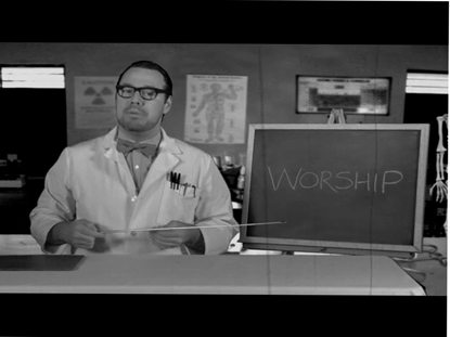 WORSHIP IS NOT ROCKET SCIENCE