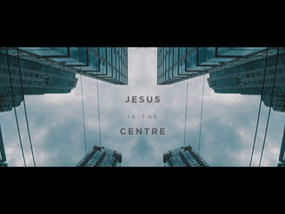 JESUS IS THE CENTRE
