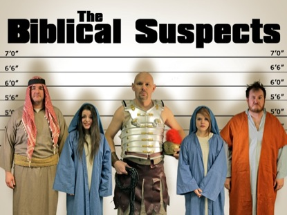 Preview for THE BIBLICAL SUSPECTS