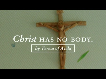 CHRIST HAS NO BODY