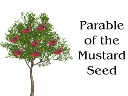 PARABLE OF THE MUSTARD SEED INTRO