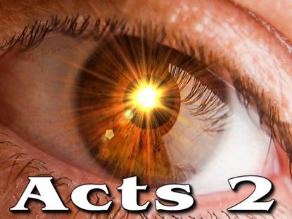 PENTECOST: ACTS 2