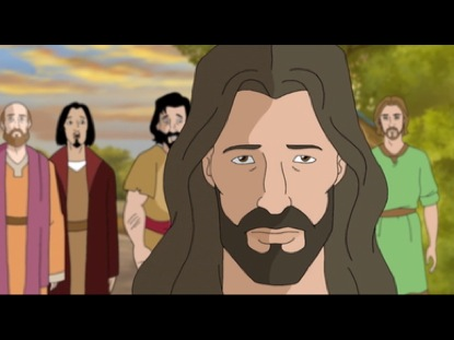 JESUS SHARES HIS MISSION