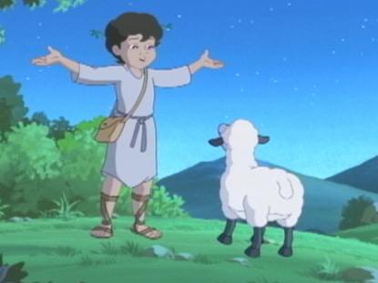 LITTLE SHEPHERD GOD IS WITH US