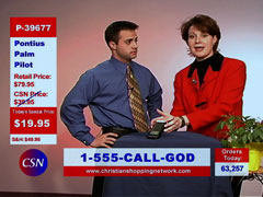 CHRISTIAN SHOPPING NETWORK
