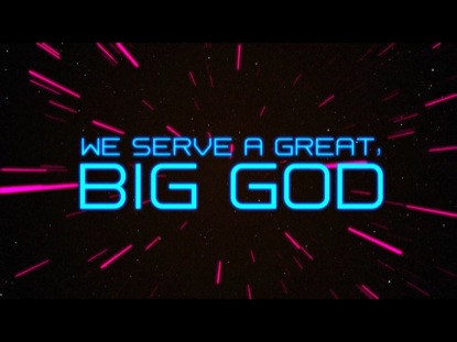 MY GOD IS BIG