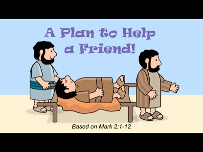 TINY BIBLE TREASURES 3 - A PLAN TO HELP A FRIEND