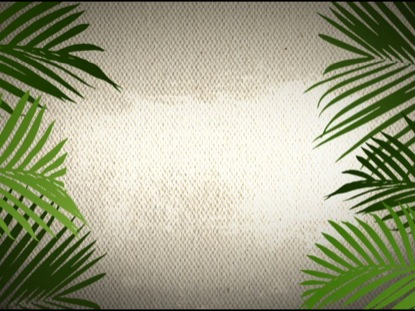 PALM SUNDAY BACKGROUND LOOP 1