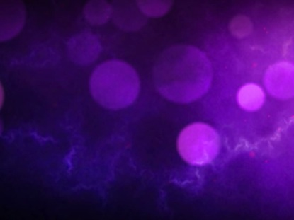 PARTICLE ORB PURPLE