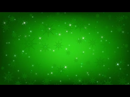CHRISTMAS BACKGROUND GREEN