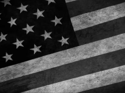 BLACK AND WHITE FLAG LOOP 5