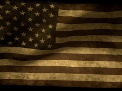 VINTAGE FLAG LOOP 4