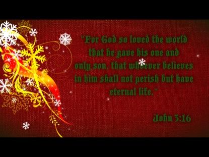 CHRISTMAS WITH JOHN