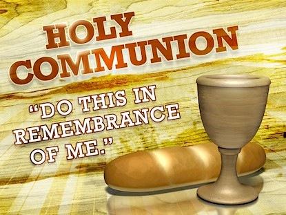 HOLY COMMUNION MOTION 1